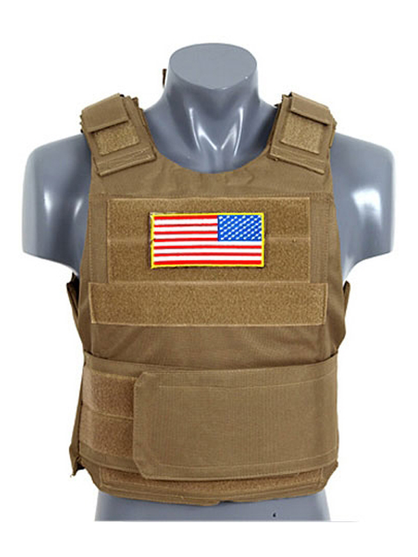 Delta Coyote Body Armour Kit