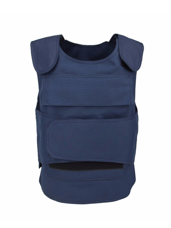 blue press or medic vest