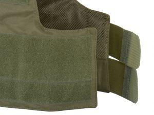 Punisher Olive Body Armour Kit
